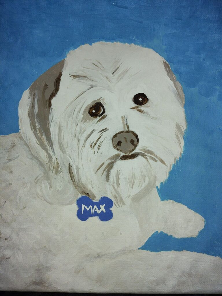 """""""Max"""" by Melissa G."""