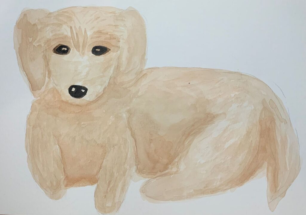 """""""Finley"""" by Leah G."""