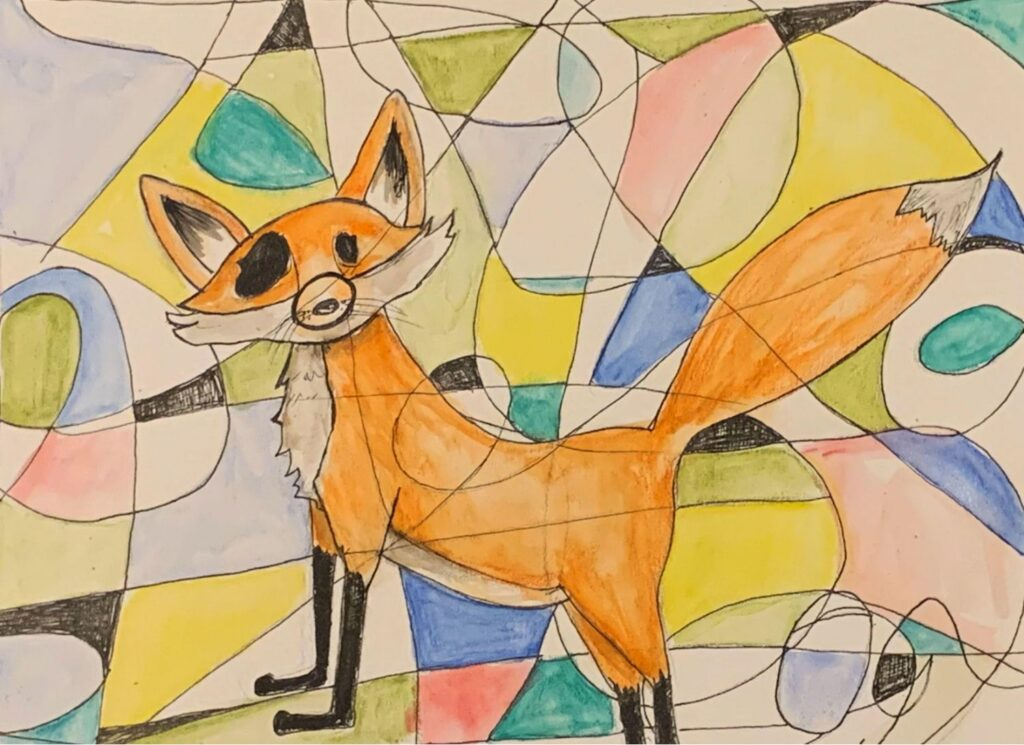 """""""Red Fox"""" by Colleen B."""