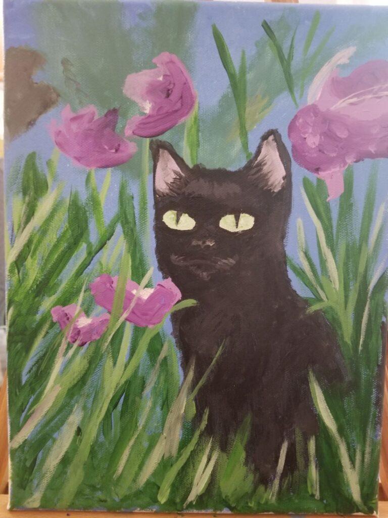"""""""Iris"""" by Jenny F."""
