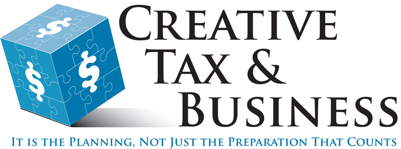 Creative Tax Business logo